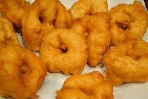 Bumuelos: Chanukah Fritters