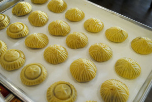 Mamoul: Middle Eastern Butter Cookies