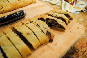 Chocolate-Hazelnut Roll Cookies